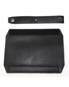 Leather Handle Wrap + Lock Strap