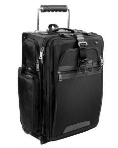 "Stealth Premier 22"" Rolling Bag Expandable Suiter"