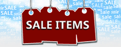 Sale Items!